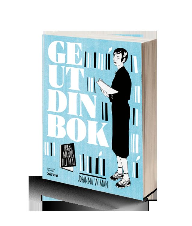 Ge ut din bok